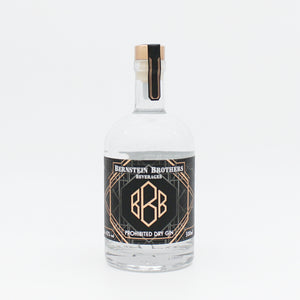 Bernstein Brothers Prohibited Dry Gin