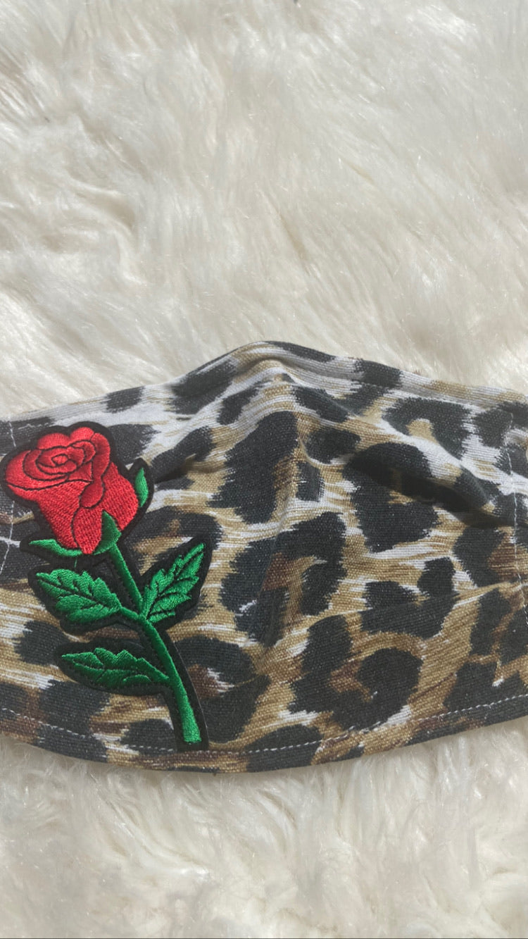 Rose Cheetah