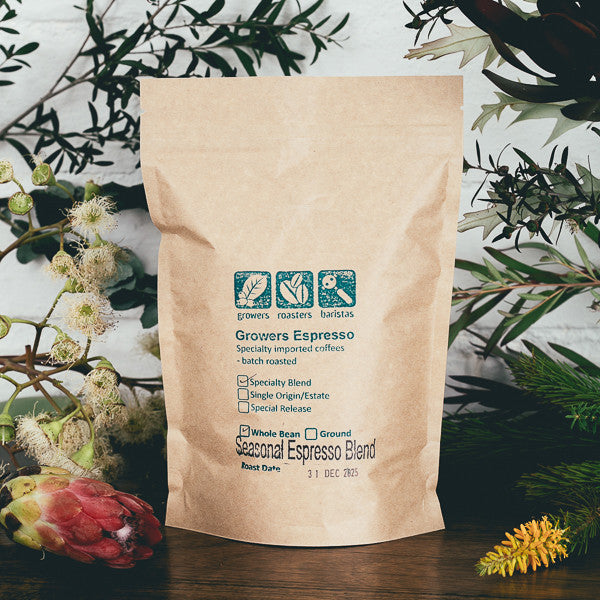 Seasonal Espresso Blend - Gift Subscription