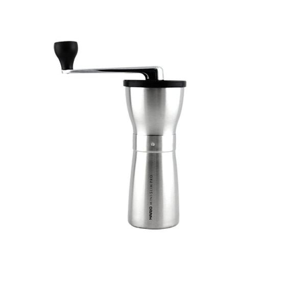 Hario Hand Coffee Grinder - Mini Mill Pro - Stainless Steel