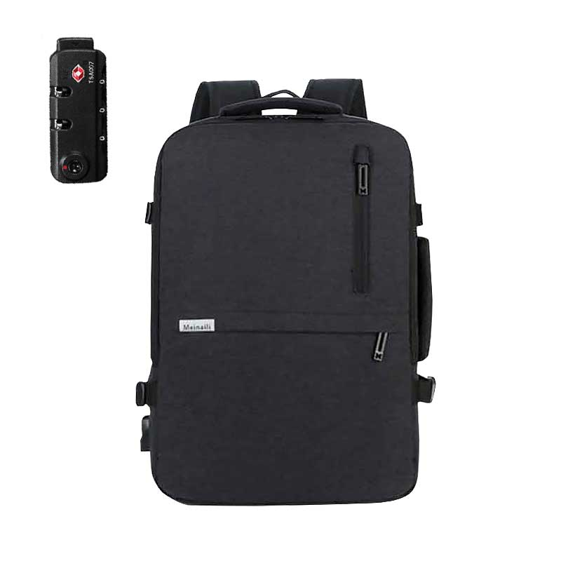 PackMate™ Expandable Backpack for City & Travel
