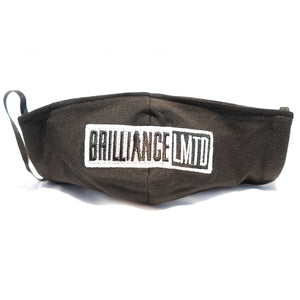 BrillianceLMTD Embroidered Mask