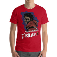 Unisex Thriller Graphic Tee