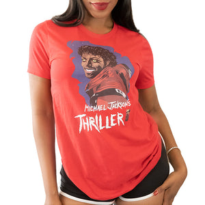 Women's Thriller Tee