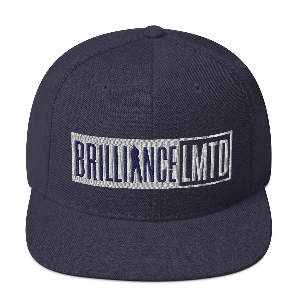 Navy BrillianceLMTD Snapback cap
