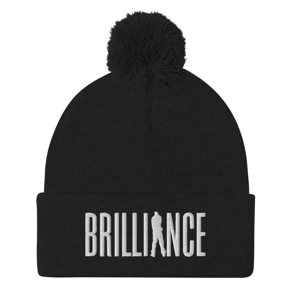 Brilliance POM Beanie