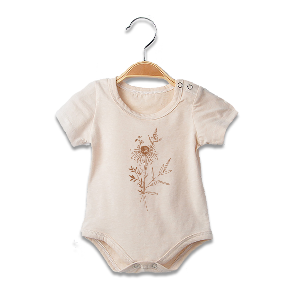 Wildflower Romper/Tee
