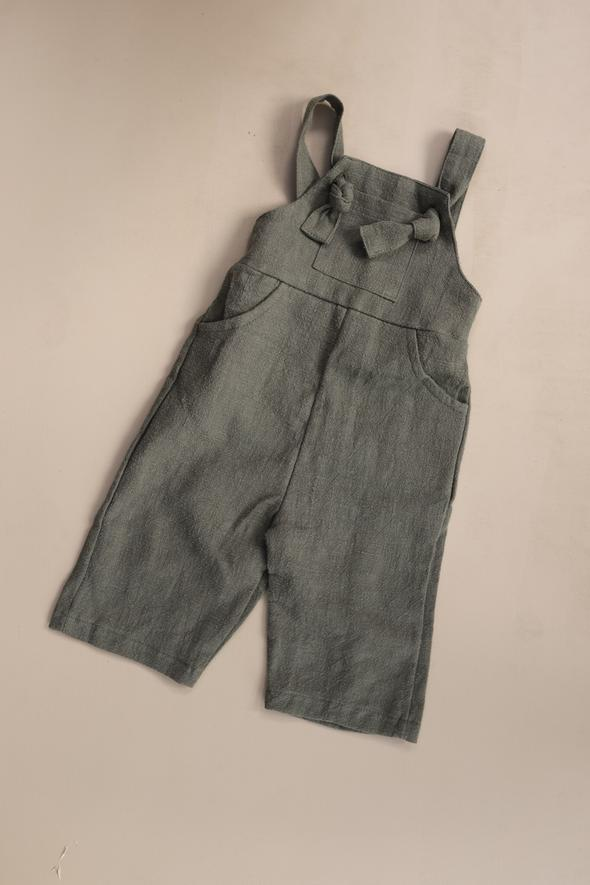 Olive // Pioneer Overalls