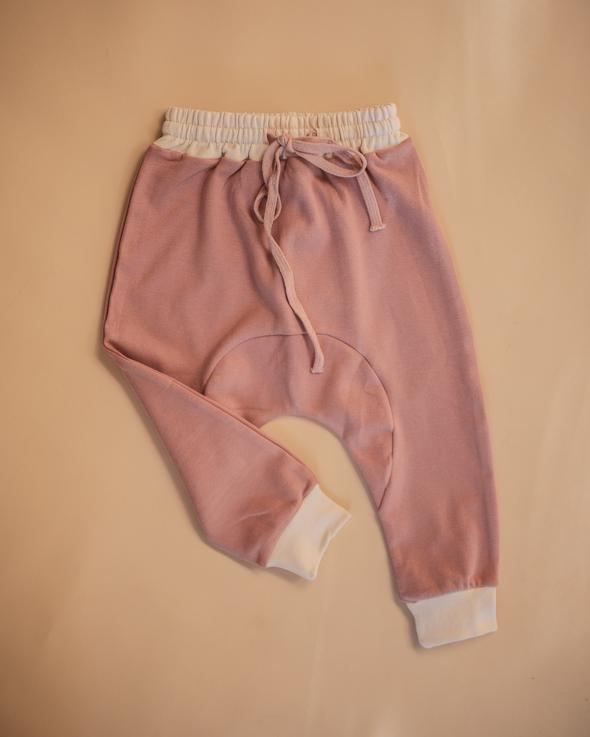 Dusty Pink // Tracksuit Pants