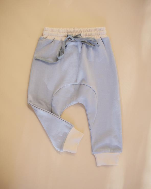 Baby Blue // Tracksuit Pants