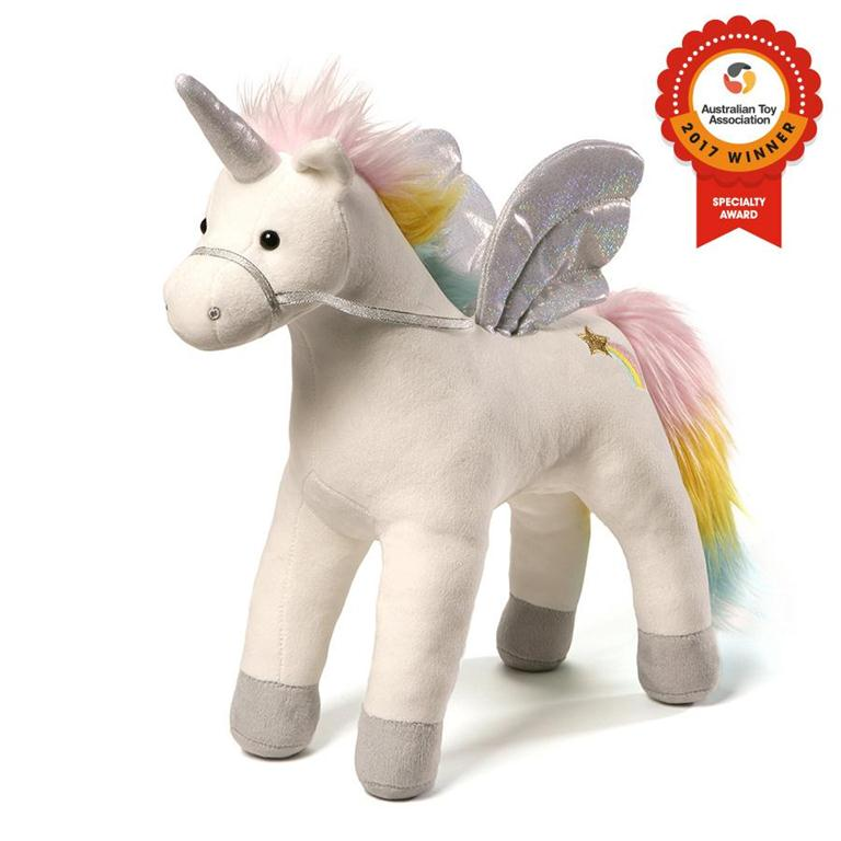 My Magical Sounds and Lights Unicorn, 17 Inches