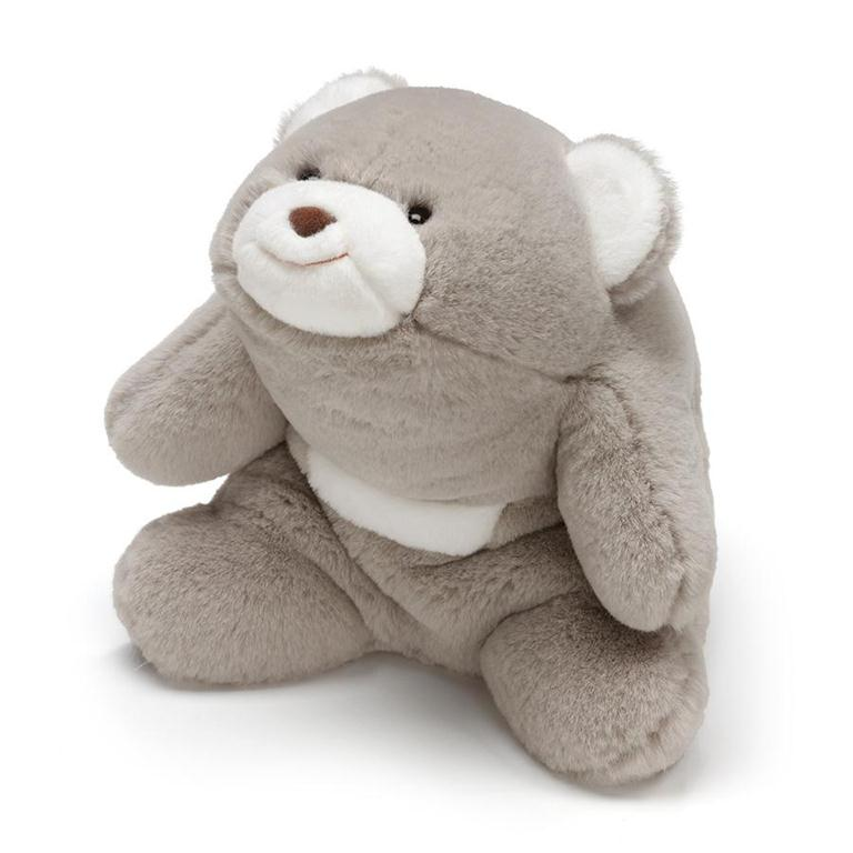 Snuffles, Grey, 10 Inches