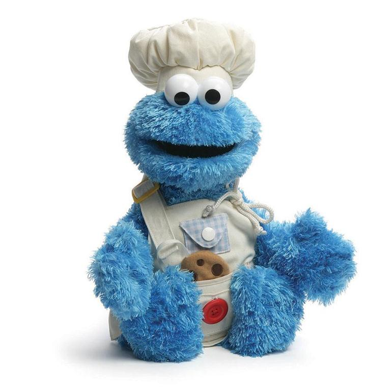 Teach Me Cookie Monster