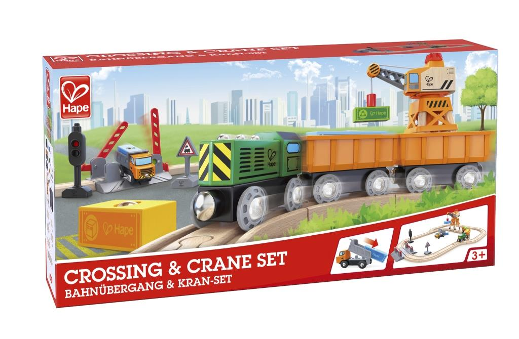 Crossing and Crate Set