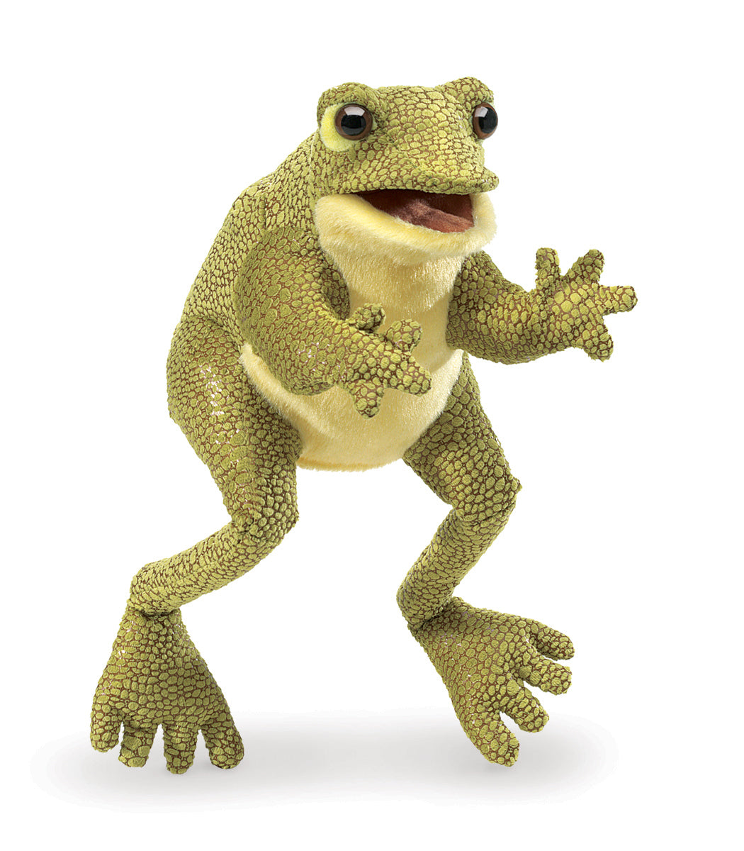 Funny Frog