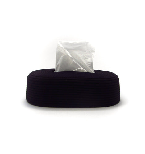 Tissue Box Black