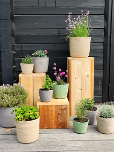 Outdoor Planter Mokka