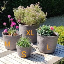 Load image into Gallery viewer, Outdoor Planter Mokka