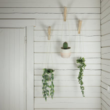 Load image into Gallery viewer, Hanging planter Fluo orange