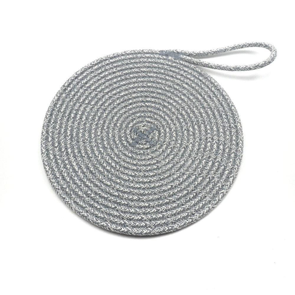Pan Coaster Pastel Grey