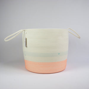 Storage basket High Fluo orange