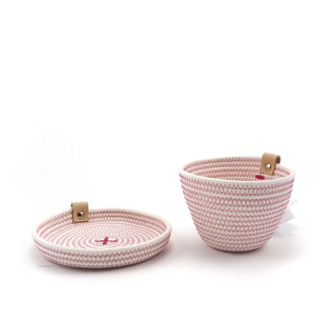 Mini Bowl Fuchsia