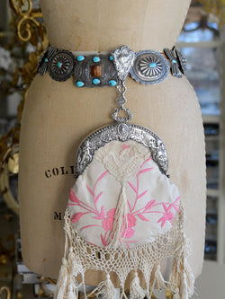 Pink & Cream Chatelaine
