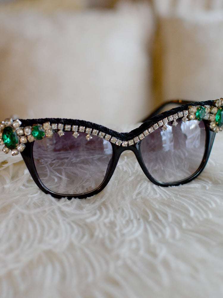 Emerald Starlet Sunglasses