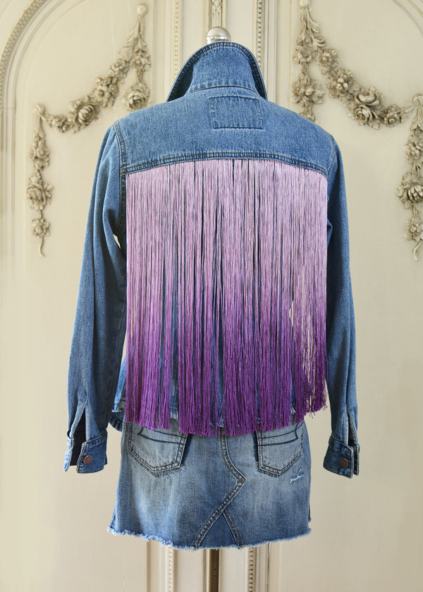 IRIS DENIM JACKET-103-528