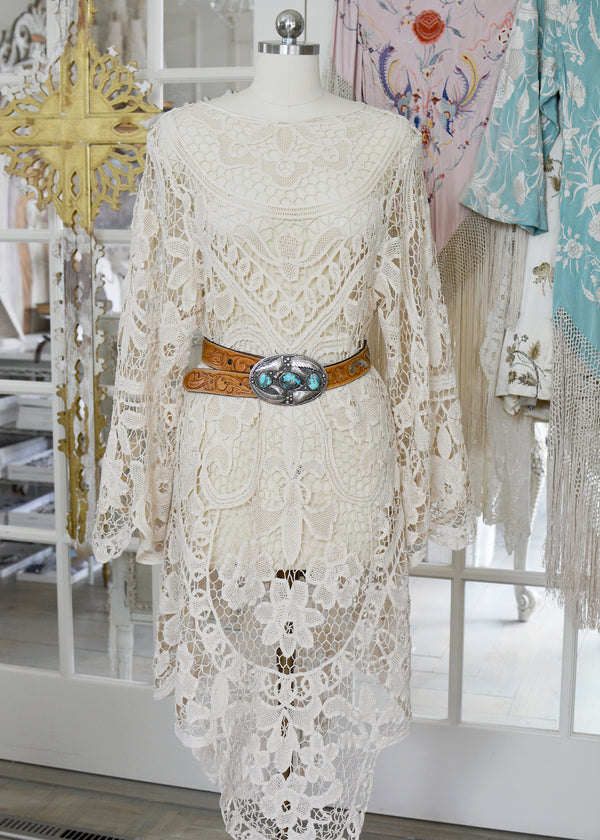 TISH LACE DRESS-103-0581