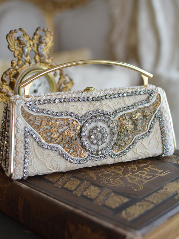 Rococo Wings Minaudiere