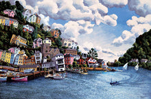 Load image into Gallery viewer, Assortment of Dartmouth scenes art cards