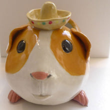 Load image into Gallery viewer, Senor Guinea Pig Planter