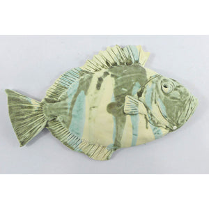 Ceramic wall hanging john dory