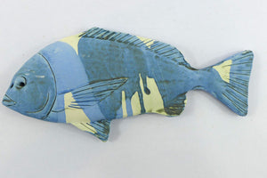 Ceramic wall hanging medium bream