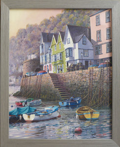 Bayards Cove Painting