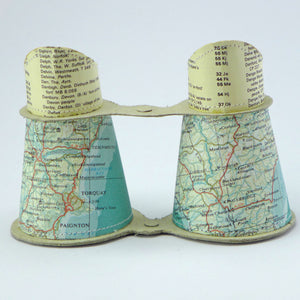 Binoculars using Dartmouth map