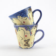Load image into Gallery viewer, Blue mug 2