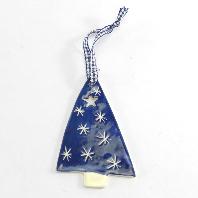 Christmas tree decoration - stars