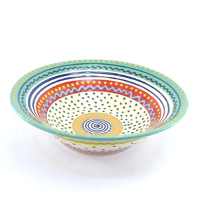 Large spotty bowl