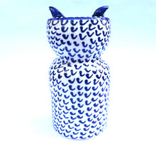 Load image into Gallery viewer, Owl vase