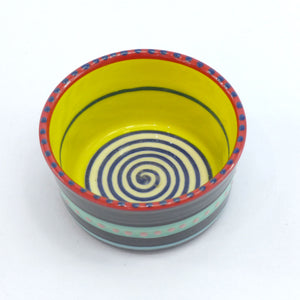 Small flat bottomed bowl multi