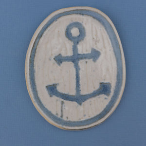 Anchor plaque