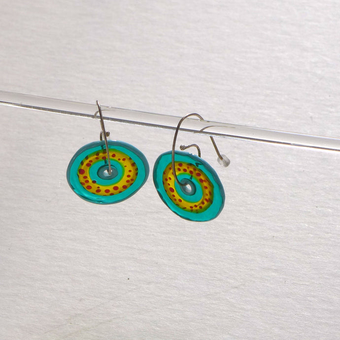 Pippin Glass Earrings