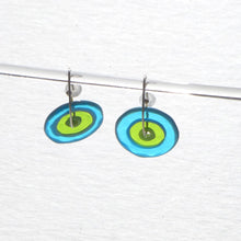 Load image into Gallery viewer, Jam Tart 03 Glass Earrings