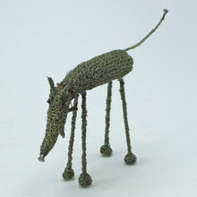 Load image into Gallery viewer, Knitted wire hound