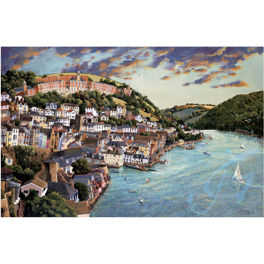River at Dartmouth