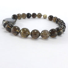 Load image into Gallery viewer, Smokey Quartz and Labradorite necklace R1