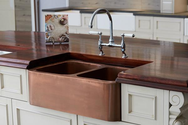 Copper Butler Sinks Collection - UK Nationwide Delivery