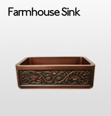 Copper Country Farmhouse Sink